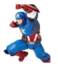 Figure Complex Amazing Yamaguchi No.007 Captain America