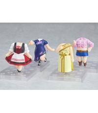 Nendoroid More: Love Live! Sunshine!! Dress Up World Image Girls Vol.2 (Set of 5) w/Bonus Item