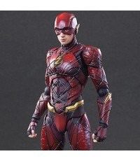Justice League Play Arts Kai Flash
