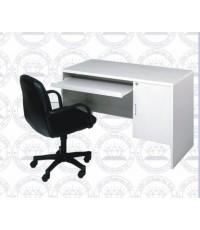 โต๊ะปฏิบัติงานครูอเนกประสงค์พร้อมเก้าอี้