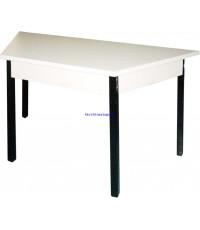 S25 โต๊ะสี่เหลี่ยมคางหมู