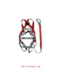 Full Body Harness with Abosorber Webbing 1 Hook (SUMO)
