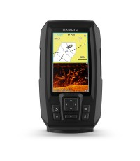เครื่องหาปลา + GPS รุ่น Garmin Striker Plus 4cv เมนูอังกฤษ