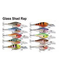 RAPALA glass shad rap 05/07