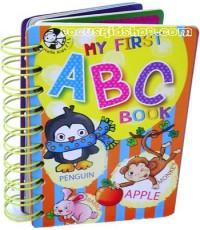 หนังสือเด็ก  My First ABC Book
