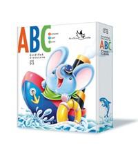 บัตรคำศัพท์ประกอบภาพ ABC