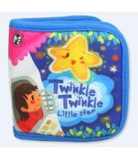 หนังสือผ้า Twinkle Twinkle Little Star