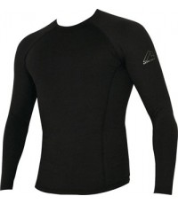 More Mile Long Sleeve Crew Neck Compression