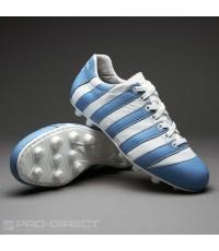 Pantofola d\'Oro Sirio Lazio FG Boots - White/Blue