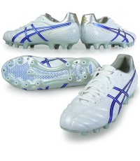 ASICS DS Light FG White/BLUE