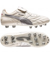 PUMA King Top City Pack \quot;Lyon\quot; FG White/Silver LIMITED EDITION
