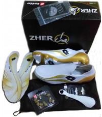 Lotto Zhero Gravity Tre - White/Gold