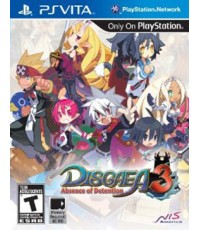 PSV Disgaea 3 Absence of Detention