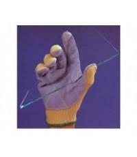 ถุงมือESD :   ANTI-CUT GLOVES WITH LEATEER ON PALM