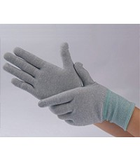 ถุงมือESD :   ANTISTATIC NYLON GLOVES