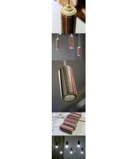 ทำโคมไฟกระป๋องสร้างบรรยากาศสุดแสนโรแมนติก