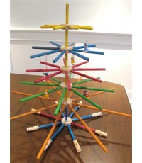 สร้างสรรค์งานประดิษฐ์ง่ายๆจากกิ่งไม้