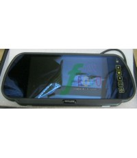 7 inch rear view mirror monitor
