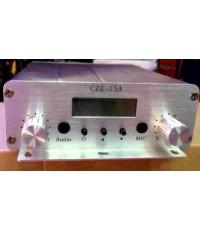 CZE-15A    FM Radio Transmitter