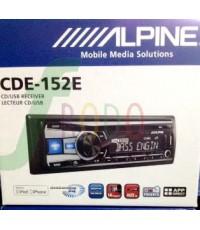 Alpine CDE-152E (2014)
