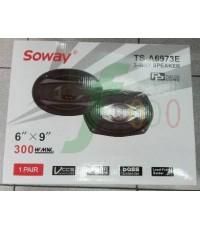 SOWAY TS-A6973E(6x9 นิ้ว)