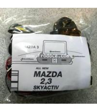 กล้องตรงรุ่น MAZDA 2 และ 3  SkyActiv