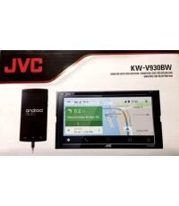 JVC  KW-V930BW (รองรับ Apple car Play และ Andriod)