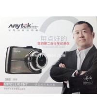 Anytek G66 (กล้องบันทึกเหตุการณ์ 2 กล้อง )