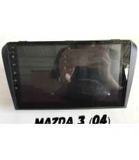 Alpha coustic  จอ Android ตรงรุ่นรถ MAZDA3 2004 (Ram 2 GB / Rom 16 / 4 Core )