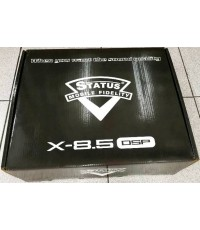 STATUS X- 8.5 DSP