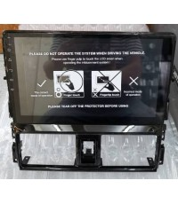 Alpha coustic  จอตรงรุ่นรถ Toyota VIOS /Yaris 2013 (Ram 2 GB / Rom 16 / 4 Core )