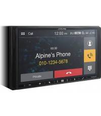 Alpine iLX-W650 (No CD drive, with Apple CarPlay and Android Auto)