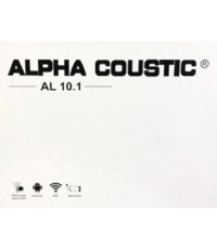 ALPHA COUSTIC AL10.1(กล่องขาว)Ver. 9 /Ram 2 GB/ Rom 16 GB/4 Core