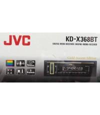 JVC KD-X368BT