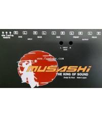 MUSASHI  MSH-T9115   (ปรีแอมพ์หลอด)