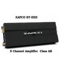 ZAPCO ST-5XII  (แอมพ์ 5 แชลแนล)