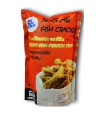 Fried fish cracker originalk taste ( 12 pcs)