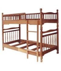 3\' เตียง 2 ชั้น ไม้สัก