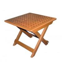 โต๊ะพับ ตาราง 53*53*45