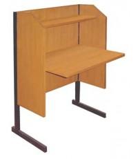 โต๊ะอ่านหนังสือบุคคล หน้าเดียว W80*D60*H120