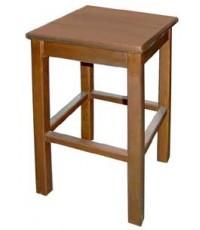 เก้าอี้ ปักกิ่ง หน้าไม้จริง (สีพ่น +200)