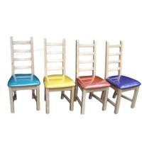 เก้าอี้ไม้ รุ่น Streamer chair