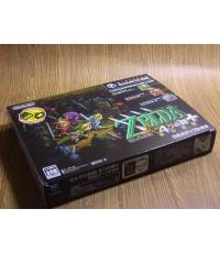 Zelda 4 Sword + GBA-GC link cable