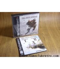 Final Fantasy Anthology ไฟนอล แฟนตาซี  V VI 5 6