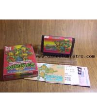 Teenage Mutant Ninja Turtles 2 นินจาเต่า 2