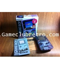 Gameboy Color Mario Justc 30 TH Limited