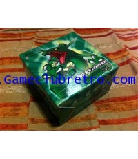 GameBoy Advance SP Rayquaza Green Limited Pokemon Pocket Monster Japan Brand New