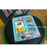 Game  watch  LCD Game Doraemon Triple