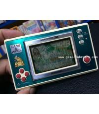 Game Watch Donkey Kong JR  เกมกด คิงคอง เจอาร์