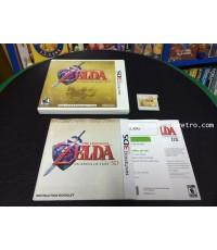 The Legend Of Zelda Ocarina Of Time 3D  เซลด้า